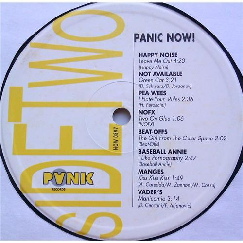 Картинка  Виниловые пластинки  Various – Panic Now! / NOW 0897 в  Vinyl Play магазин LP и CD   06359 7