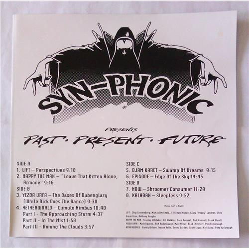 Картинка  Виниловые пластинки  Various – Past Present Future / SYNPHO 10 в  Vinyl Play магазин LP и CD   06358 4