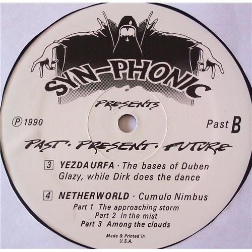 Картинка  Виниловые пластинки  Various – Past Present Future / SYNPHO 10 в  Vinyl Play магазин LP и CD   06358 6