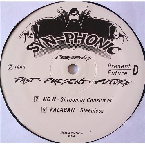 Картинка  Виниловые пластинки  Various – Past Present Future / SYNPHO 10 в  Vinyl Play магазин LP и CD   06358 8