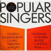Various – Popular Singers / BTA 1206