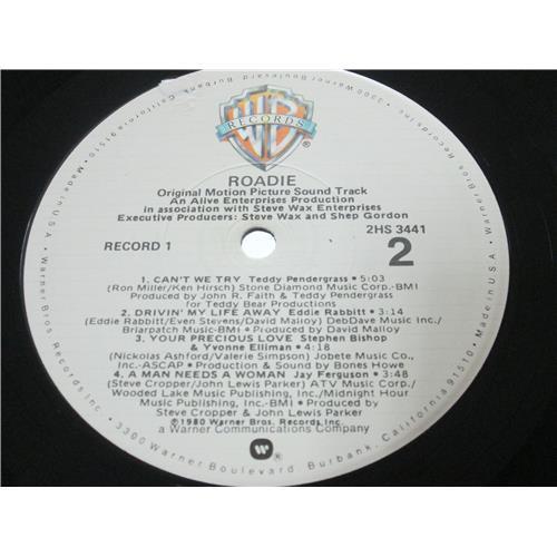 Картинка  Виниловые пластинки  Various – Roadie (Original Motion Picture Sound Track) / 2HS 3441 в  Vinyl Play магазин LP и CD   00418 5