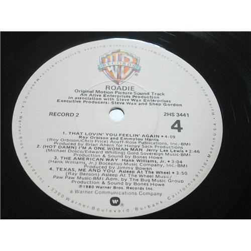 Картинка  Виниловые пластинки  Various – Roadie (Original Motion Picture Sound Track) / 2HS 3441 в  Vinyl Play магазин LP и CD   00418 7