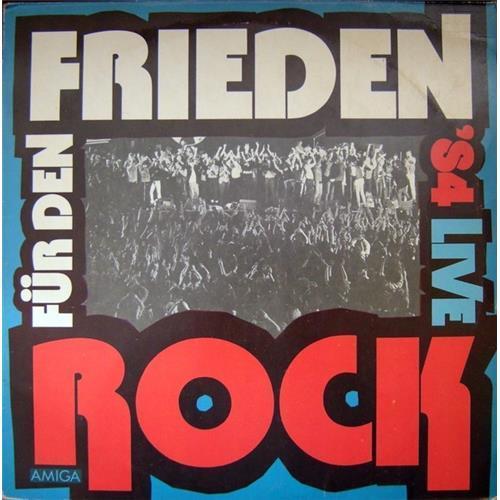 Виниловые пластинки  Various – Rock Fur Den Frieden '84 / 8 56 038 в Vinyl Play магазин LP и CD  02818