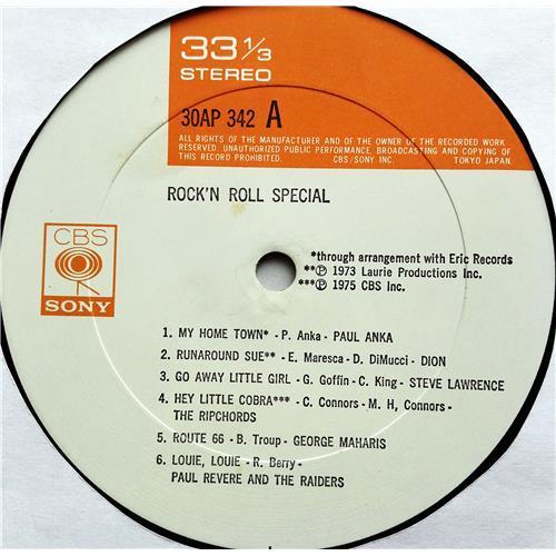 Картинка  Виниловые пластинки  Various – Rock'n Roll Special / 30AP 341~2 в  Vinyl Play магазин LP и CD   07502 6