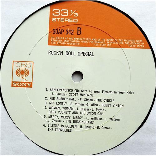 Картинка  Виниловые пластинки  Various – Rock'n Roll Special / 30AP 341~2 в  Vinyl Play магазин LP и CD   07502 7