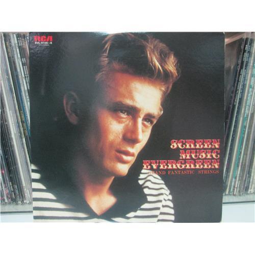 Виниловые пластинки  Various – Screen Music Evergreen - Grand Fantastic Strings / RVL-9105 в Vinyl Play магазин LP и CD  02013