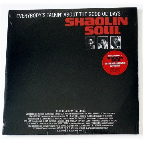 Виниловые пластинки  Various – Shaolin Soul (Episode 1) / BEC5543356 / Sealed в Vinyl Play магазин LP и CD  09310