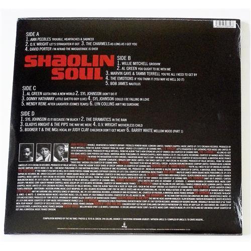 Картинка  Виниловые пластинки  Various – Shaolin Soul (Episode 1) / BEC5543356 / Sealed в  Vinyl Play магазин LP и CD   09310 1