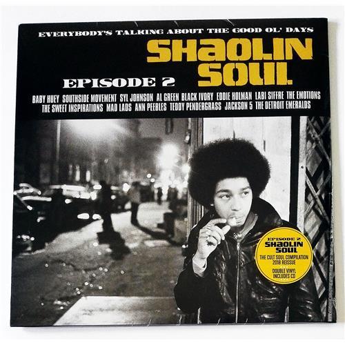Виниловые пластинки  Various – Shaolin Soul (Episode 2) / BEC5543357 / Sealed в Vinyl Play магазин LP и CD  09311