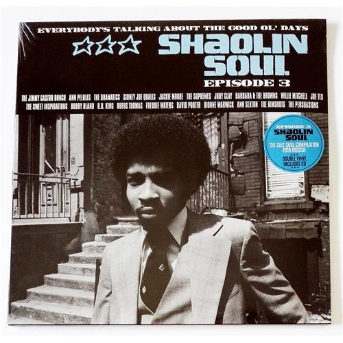Виниловые пластинки  Various – Shaolin Soul (Episode 3) / BEC5543358 / Sealed в Vinyl Play магазин LP и CD  09312