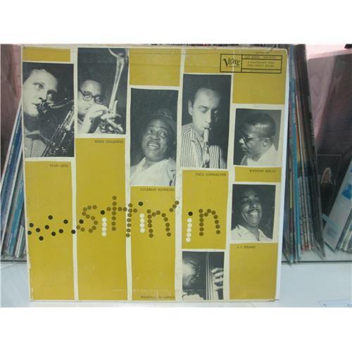 Виниловые пластинки  Various – Sittin' In / MG V-8225 в Vinyl Play магазин LP и CD  01645