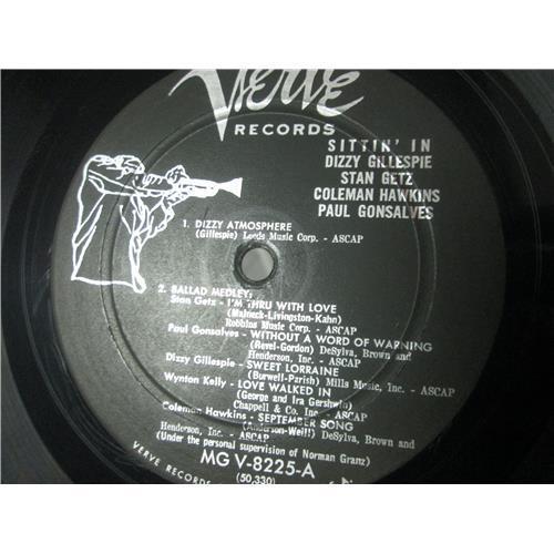 Картинка  Виниловые пластинки  Various – Sittin' In / MG V-8225 в  Vinyl Play магазин LP и CD   01645 2