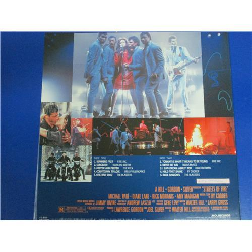 Картинка  Виниловые пластинки  Various – Streets Of Fire - A Rock Fantasy (Music From The Original Motion Picture Soundtrack) / VIM-6328 в  Vinyl Play магазин LP и CD   01752 1