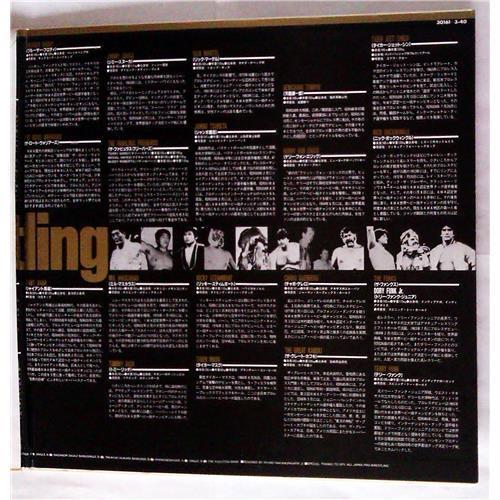 Картинка  Виниловые пластинки  Various – The Best Of Pro-Wrestling / 30161~3-40 в  Vinyl Play магазин LP и CD   07195 2