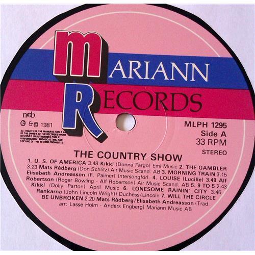 Картинка  Виниловые пластинки  Various – The Country Show / MLPH 1295 в  Vinyl Play магазин LP и CD   06938 2