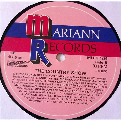 Картинка  Виниловые пластинки  Various – The Country Show / MLPH 1295 в  Vinyl Play магазин LP и CD   06938 3