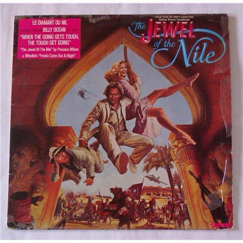 Виниловые пластинки  Various – The Jewel Of The Nile: Music From The 20th Century Fox Motion Picture Soundtrack / 66.312 в Vinyl Play магазин LP и CD  07024
