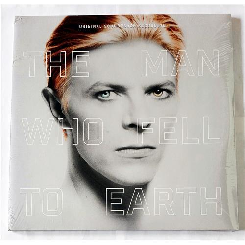 Виниловые пластинки  Various – The Man Who Fell To Earth / 479 921-2 / Sealed в Vinyl Play магазин LP и CD  08939