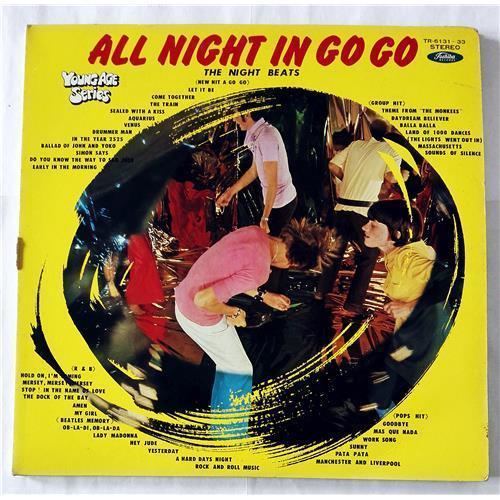 Виниловые пластинки  Various – The Night Beats - All Night In Go Go / TR-6131~33 в Vinyl Play магазин LP и CD  07698