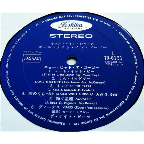 Картинка  Виниловые пластинки  Various – The Night Beats - All Night In Go Go / TR-6131~33 в  Vinyl Play магазин LP и CD   07698 5