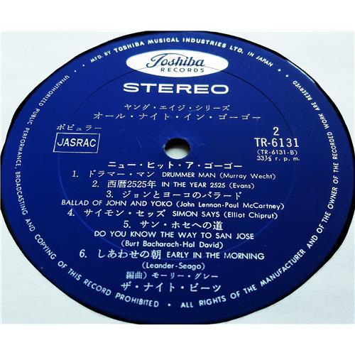 Картинка  Виниловые пластинки  Various – The Night Beats - All Night In Go Go / TR-6131~33 в  Vinyl Play магазин LP и CD   07698 6