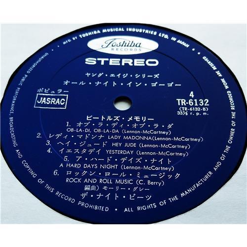 Картинка  Виниловые пластинки  Various – The Night Beats - All Night In Go Go / TR-6131~33 в  Vinyl Play магазин LP и CD   07698 8