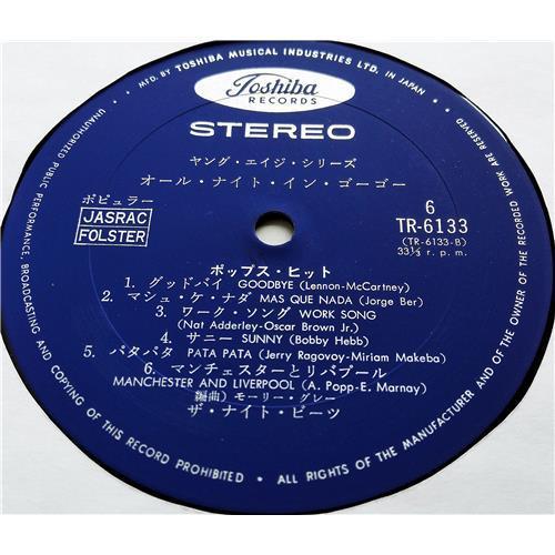 Картинка  Виниловые пластинки  Various – The Night Beats - All Night In Go Go / TR-6131~33 в  Vinyl Play магазин LP и CD   07698 10