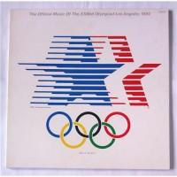 Various – The Official Music Of The XXIIIrd Olympiad Los Angeles 1984 / 28AP 2900