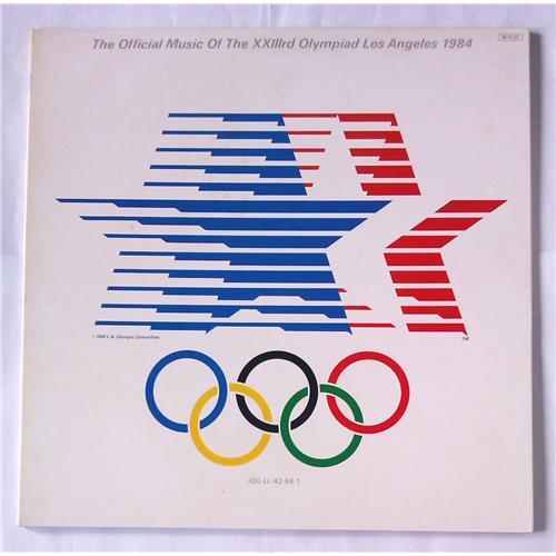 Виниловые пластинки  Various – The Official Music Of The XXIIIrd Olympiad Los Angeles 1984 / 28AP 2900 в Vinyl Play магазин LP и CD  05757