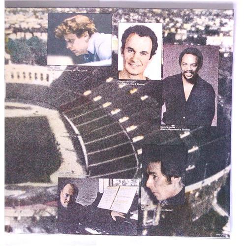 Картинка  Виниловые пластинки  Various – The Official Music Of The XXIIIrd Olympiad Los Angeles 1984 / 28AP 2900 в  Vinyl Play магазин LP и CD   05757 2