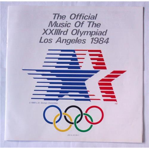 Картинка  Виниловые пластинки  Various – The Official Music Of The XXIIIrd Olympiad Los Angeles 1984 / 28AP 2900 в  Vinyl Play магазин LP и CD   05757 4