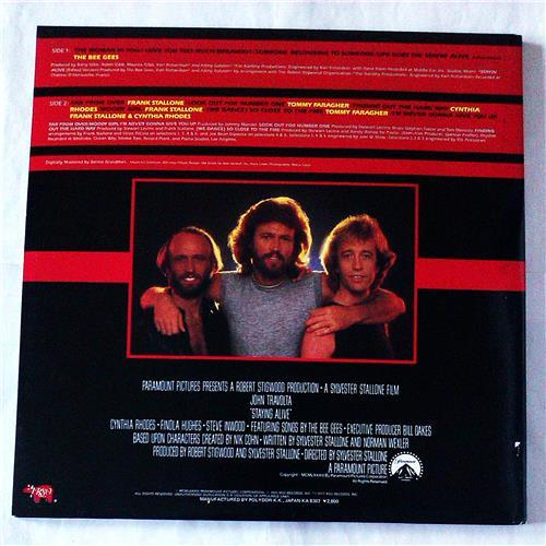 Картинка  Виниловые пластинки  Various – The Original Motion Picture Soundtrack - Staying Alive / 28MW 0035 в  Vinyl Play магазин LP и CD   07422 3