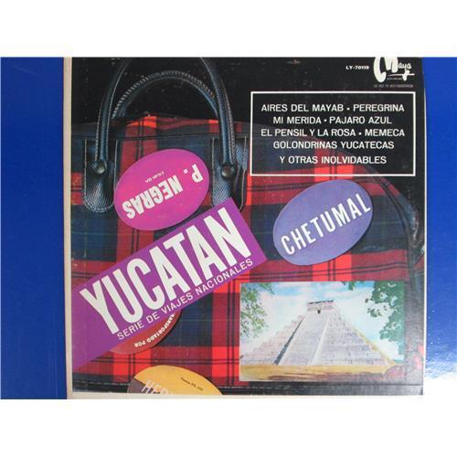Виниловые пластинки  Various – Viajes Nacionales (Yucatan) / LY-70119 в Vinyl Play магазин LP и CD  05006