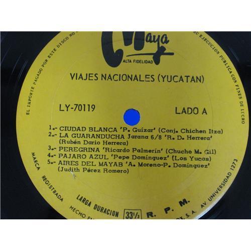 Картинка  Виниловые пластинки  Various – Viajes Nacionales (Yucatan) / LY-70119 в  Vinyl Play магазин LP и CD   05006 2