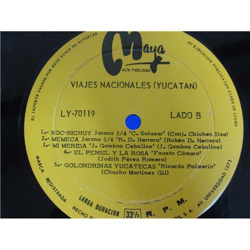 Картинка  Виниловые пластинки  Various – Viajes Nacionales (Yucatan) / LY-70119 в  Vinyl Play магазин LP и CD   05006 3