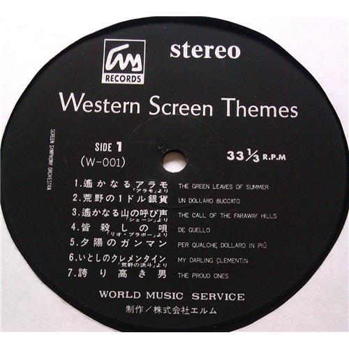 Картинка  Виниловые пластинки  Various – Western Screen Themes Best 14 / W-001 в  Vinyl Play магазин LP и CD   05443 4