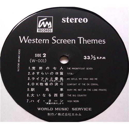 Картинка  Виниловые пластинки  Various – Western Screen Themes Best 14 / W-001 в  Vinyl Play магазин LP и CD   05443 5