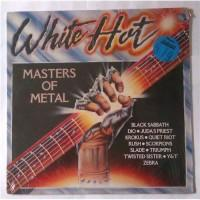 Various – White Hot Masters Of Metal / NU 4200