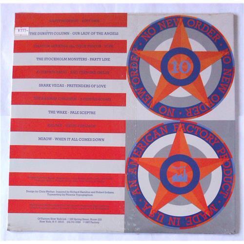Картинка  Виниловые пластинки  Various – Young Popular And Sexy / FACT US 17 / Sealed в  Vinyl Play магазин LP и CD   05795 1