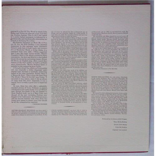 Картинка  Виниловые пластинки  Victor Feldman – It's A Wonderful World / VJS-2507 в  Vinyl Play магазин LP и CD   04581 2