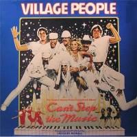 Village People – Can't Stop The Music - The Original Soundtrack Album / DS 4088
