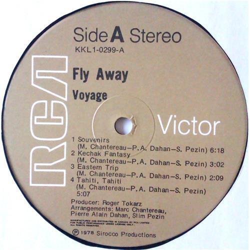 Картинка  Виниловые пластинки  Voyage – Fly Away / KKL1-0299 в  Vinyl Play магазин LP и CD   04689 2
