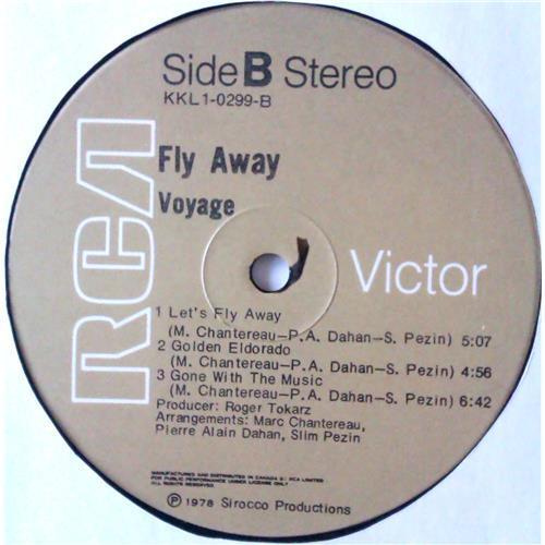 Картинка  Виниловые пластинки  Voyage – Fly Away / KKL1-0299 в  Vinyl Play магазин LP и CD   04689 3