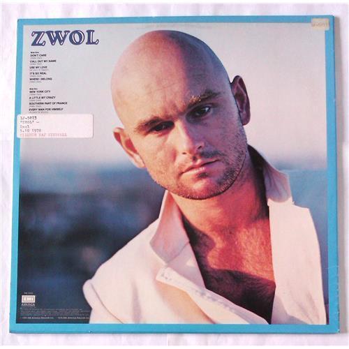 Картинка  Виниловые пластинки  Walter Zwol – Zwol / SW-17005 в  Vinyl Play магазин LP и CD   06505 1