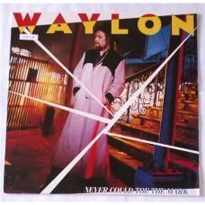 Waylon Jennings – Never Could Toe The Mark / PL85017