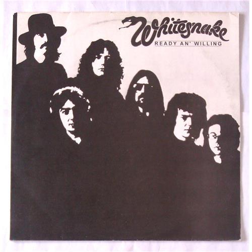 Виниловые пластинки  Whitesnake – Ready An' Willing / П93 00717-8 / M (С хранения) в Vinyl Play магазин LP и CD  06620