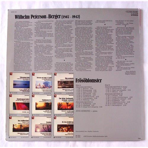 Картинка  Виниловые пластинки  Wilhelm Peterson-Berger, Stig Ribbing – Frosoblomster / 7C 053-35599 в  Vinyl Play магазин LP и CD   06468 1