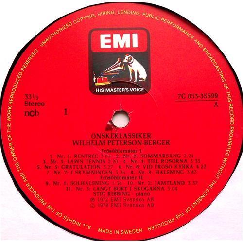 Картинка  Виниловые пластинки  Wilhelm Peterson-Berger, Stig Ribbing – Frosoblomster / 7C 053-35599 в  Vinyl Play магазин LP и CD   06468 2