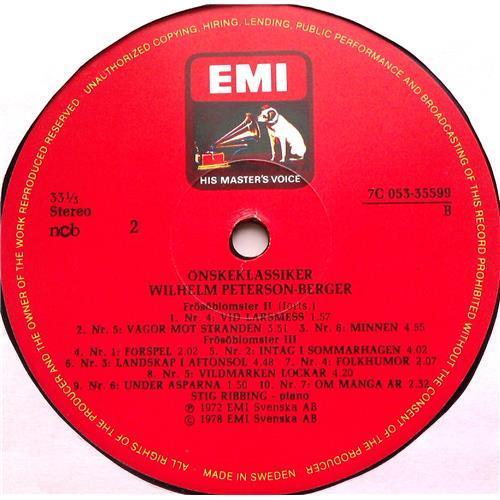 Картинка  Виниловые пластинки  Wilhelm Peterson-Berger, Stig Ribbing – Frosoblomster / 7C 053-35599 в  Vinyl Play магазин LP и CD   06468 3